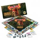 Disney Pirates of The Caribbean Trilogy Edition Monopoly Game