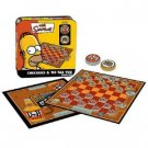 Simpsons Checkers & Tic Tac Toe