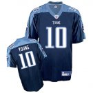 Official Reebok Tennessee Titans Vince Young Jersey