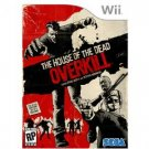 House of The Dead Overkill Wii Video Game