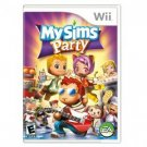Mysims Party Wii Video Game