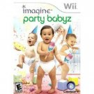 Imagine Party Babyz Wii Game