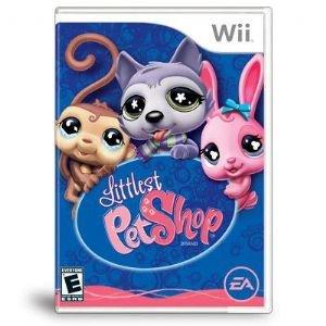 Littest Pet Shop Video Wii Game