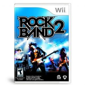 Rock Band 2 Software Wii Game