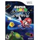 Super Mario Galaxy Wii Video Game