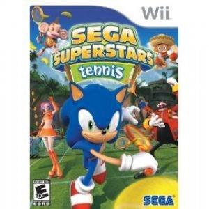Sega Superstars Tennis Nintendo Wii