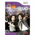 Naked Brothers Band Wii Video Game