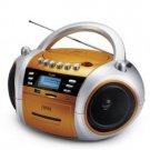 JWIN Portable MP3 / CD Player w/ Cassette &USB/SDMMC Slot