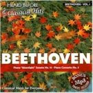 Beethoven Vol 1 ( Heard Before Class Hits )