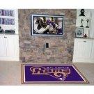 St Louis Ram NFL Floor Rug ( 5-8)