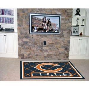 Chicago Bears NFL Floor Rug (60-96)