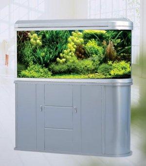 Triton Authentic 100 Gallon Designer Round Aquarium