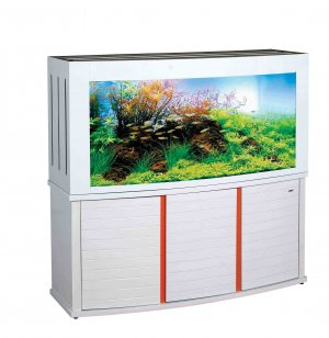 Triton Authentic 180 Gallon Sleek Designer Aquarium