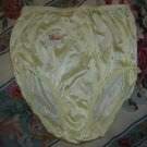 SILKY NYLON (Incl. Gusset!) Vintage Style Panties by So-En! M