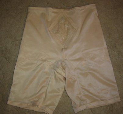 Vintage Rago of NY Girdle Panties with Garters Sz. 38 NWOT!