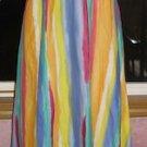 Tommy Hilfiger Tie Dye Dress Sundress! Rainbow Colors, Sz. 4