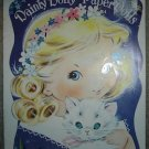 Vintage 60's Dainty Doll Paper Dolls by Saalfield UNCUT!