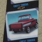 History of Chevy Trucks Necktie Tie by Ralph Marlin NEW!