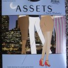 ASSETS by Sara Blakely Perfect Pantyhose, Black, Size 3
