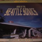 Vintage Key Arena Home of the Seattle Sonics (Supersonics) Picture Postcard By J. Poehlman