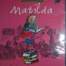 "Roald Dahl ""Matilda"" Writing Paper Set (24 Sheets/12 Envelopes, Sticker Sheet) Rare!"