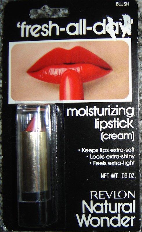 "Vintage Revlon Natural Wonder Cream Lipstick, ""Blush""; NIP/HTF!"