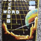 Vintage Istar Crossword Puzzle PC Game, For Commodore C-64 & Atari Computers