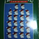 Bernat Plasticanvas Plastic Canvas Christmas Ornament Kit:  Santa's Portrait