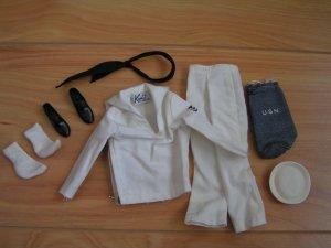 Vintage Ken Sailor Outfit #0796