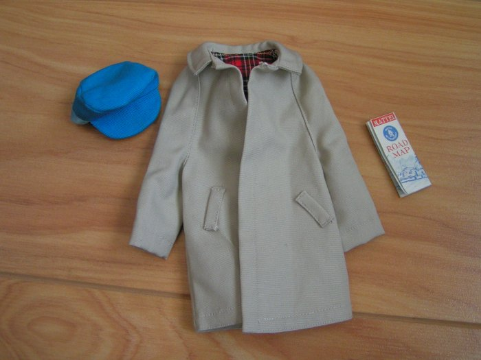 Vintage Ken Rally Days Outfit