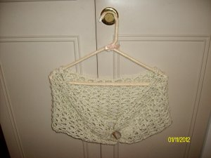 Hand Made Shrug (Crochet)
