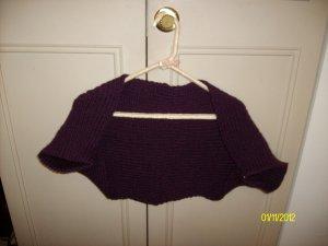 Hand Made Shrug (Knit)