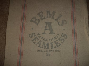Bemis A Extra Heavy Seamless Feed Sack - 95