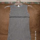 The Children's Place Checked Summer Sheath Dress Size5