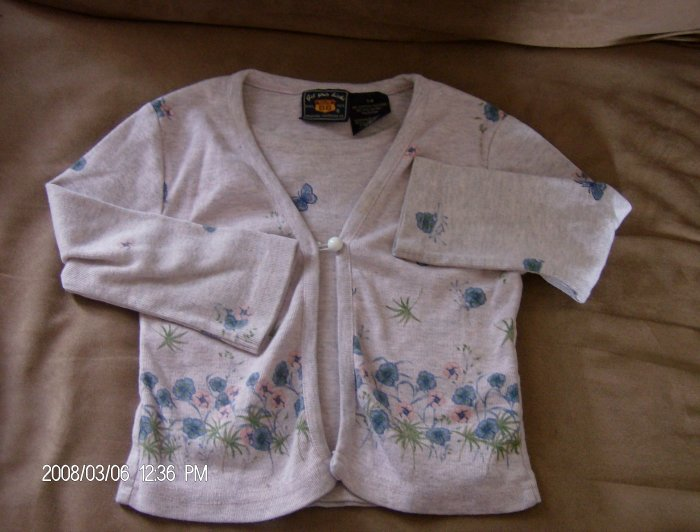 GIRL'S ROUTE 66 SHIRT SIZE 7/8