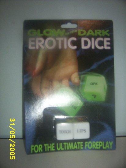 Erotic Dice game