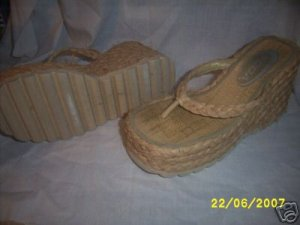 Ladies Shoes sandals size 6  free shipping
