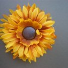 Angela's Accessories Sunflower Clip