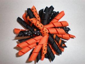 Angela's Accessories Halloween Korker Bow: 15% off!!