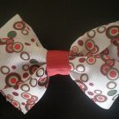 Angela's Accessories Polka-dot Bow