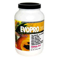 CytoSport EvoPro Fruit Fusions Nature's Perfect Protein - Tropical Blitz - 2.25lbs.