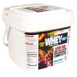 CytoSport Complete Whey Protein - Vanilla Bean - 10lbs.