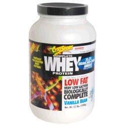 CytoSport Complete Whey Protein - Vanilla Bean - 2.2lbs.