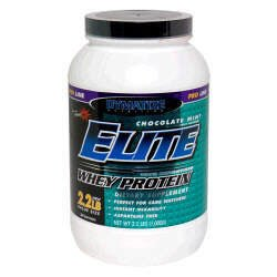 Dymatize Nutrition Pro Line Elite Whey Protein - Chocolate Mint - 2.2lbs.