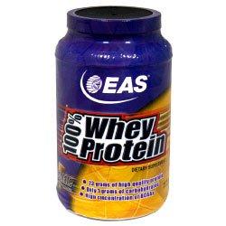EAS 100% Whey Protein - 32oz.