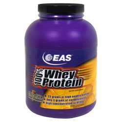 EAS 100% Whey Protein - Chocolate - 5lbs.