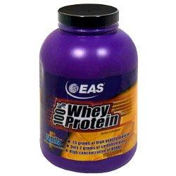 EAS 100% Whey Protein - Vanilla - 5lbs.