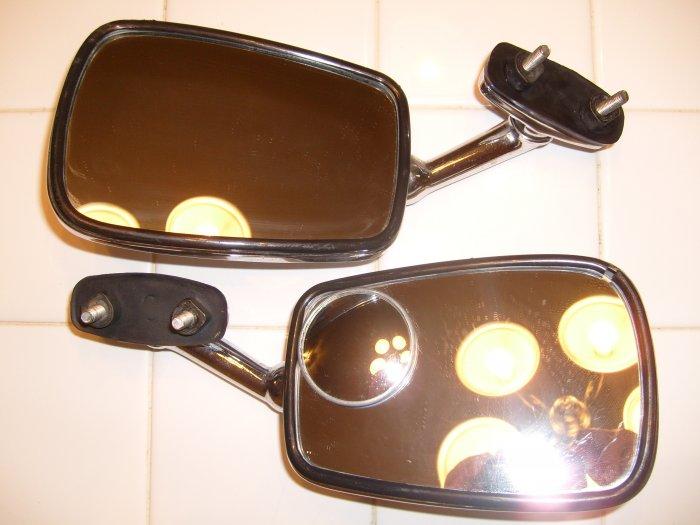 1983 Honda Gold Wing GOLDWING Farring Mirrors NICE