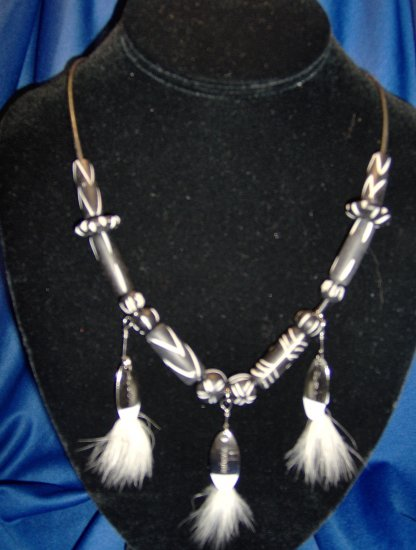 Ethnic Allure Necklace