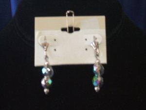 Crystal Tears Earrings
